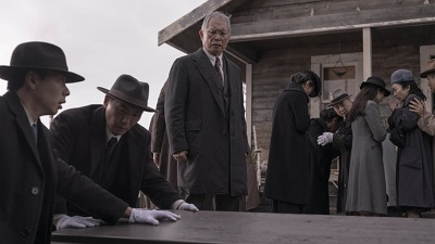 The Terror 02x01 : Infamy: A Sparrow in a Swallow's Nest- Seriesaddict